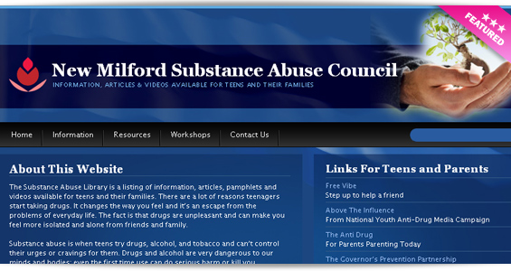 ... Connecticut is committed to helping teens and parents get and stay sober ...